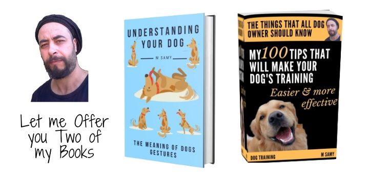 free books to help you start training your dog
