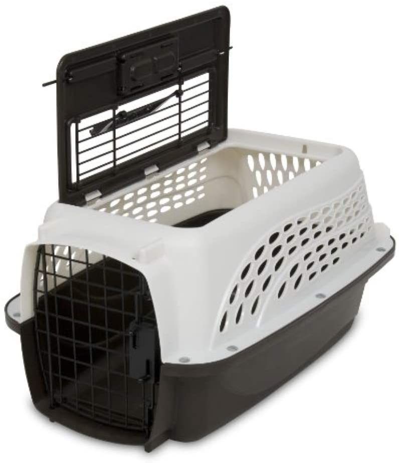 top loading carrier for rabbits