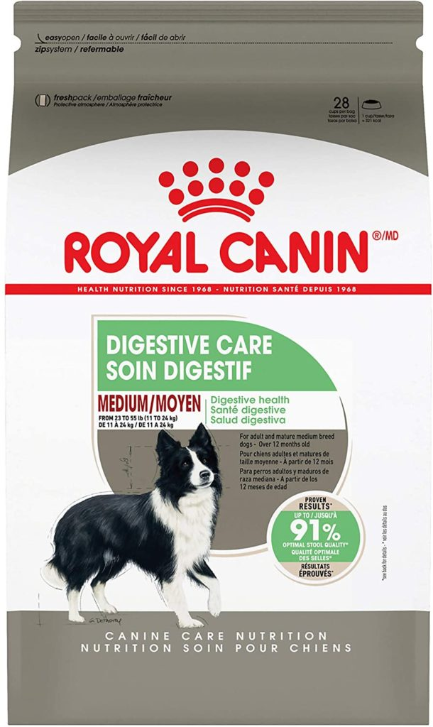 royal canin digestive care dry food for sensitive stomach